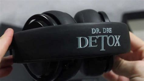 Dr Dre Detox Headphones Fakes by Beats By Dre Dre Detox Limited Edition Replica Review