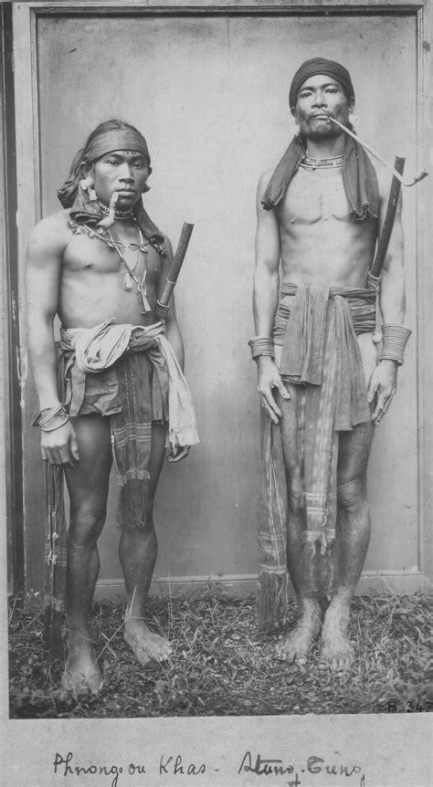 Brooch Khas Vietnam   phnongs or khas stung treng cambodia h 233 ritage khmer