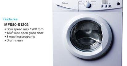 Mesin Cuci Midea Mta77 Kapasitas 7kg kualitas mesin cuci midea bagus tidak sih