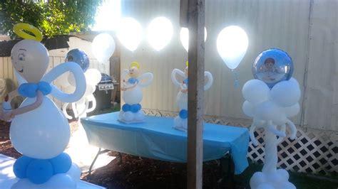 decoracion de globos para bautizo decoracion de globos para bautizo globos con helio decoraci 243 n para bautizo con globos para ni 241 o