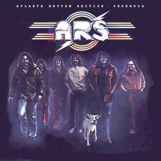 atlanta rhythm section albums underdog atlanta rhythm section album wikipedia