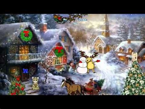 merry christmas  happy  year john lennon youtube