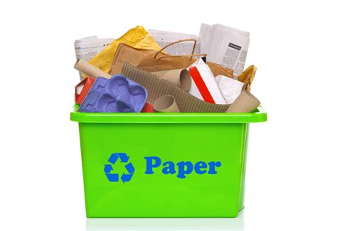 How To Make A Paper Trash Can - introduction recycling of paper process of recycle of paper