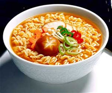 resep ramyeon korea