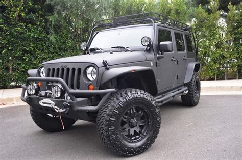 modded white jeep 2012 jeep wrangler unlimited sport conversion great mods