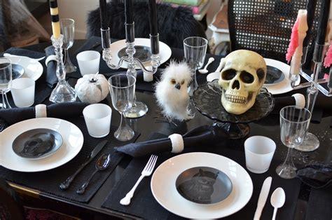 black and white dinner ideas a dinner