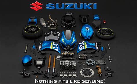 Suzuki Motorcycle Parts Dealer by Suzuki Canada
