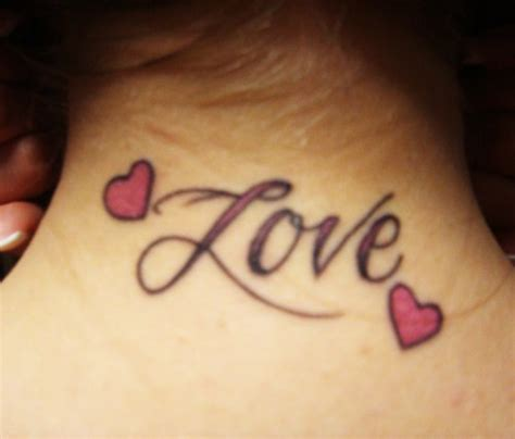 heart neck tattoo designs 25 beautiful designs for neck backside sheplanet
