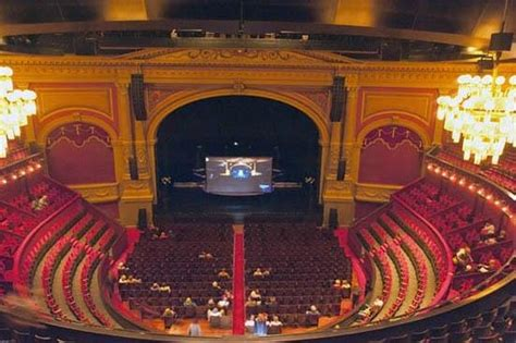 carre amsterdam plattegrond the hall foto van koninklijk theater carre amsterdam