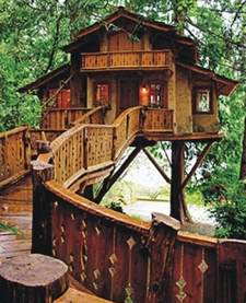 Pinterest Treehouse - i want to live in a pete nelson designed treehouse tree house pinterest