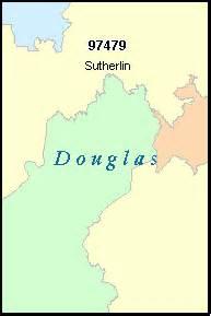 roseburg oregon zip code map county douglas news review roseburg new glass
