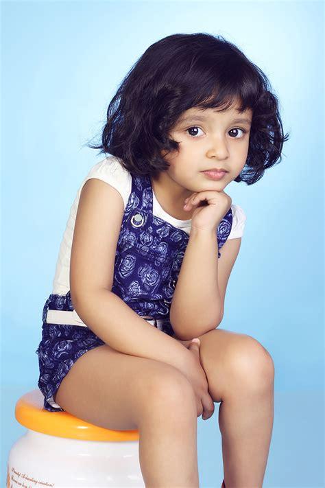 Naura Black naura child model from ghaziabad india portfolio