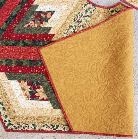 64 best images about quilting christmas tree skirt on