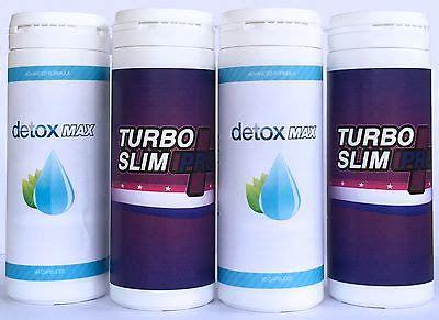 Turbo Slim Detox by Turbo Slim Pro Detox Max 83 06 100g Neu U Ovp