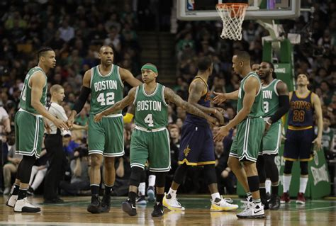boston celtics roster boston celtics 5 reasons they can upset the cleveland