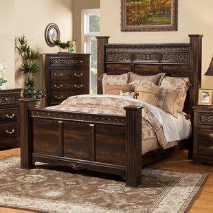 hardwood bedroom sets solid wood bedroom furniture wayfair