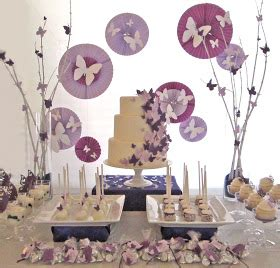 sweeten your day events butterfly dessert table cakes