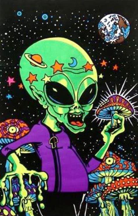 trippy alien space case pinterest aliens