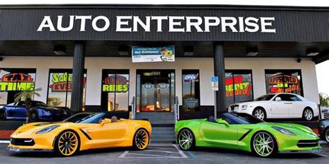 Car Dealerships In Port Richey Fl by Auto Enterprise Financing For Any Credit Situation Car