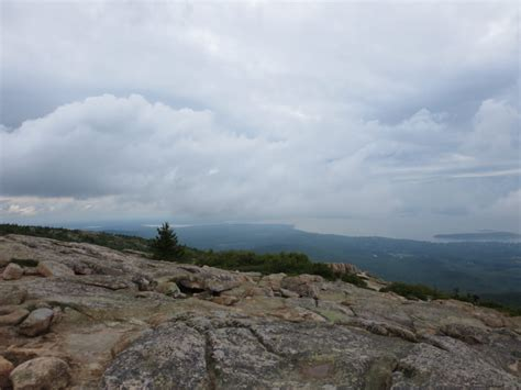 cadillac mountain trails ridge trail cadillac mountain routes