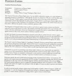 4 eso bilingual valle de camargo example position paper