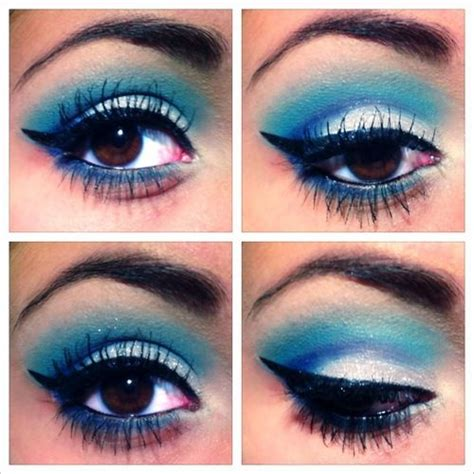 Eyeshadow Wardah Tipe D 9 different types of eye makeup styles at