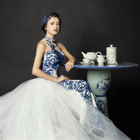 Dress Surabaya mariana marcella couture wedding dress attire in surabaya bridestory