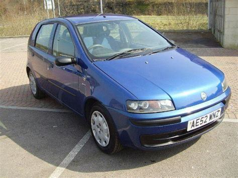 Fiat Punto 2002 In Blackwood Friday Ad