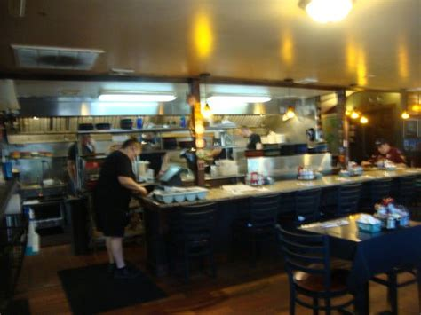 view of the restaurant picture of keltic kitchen west