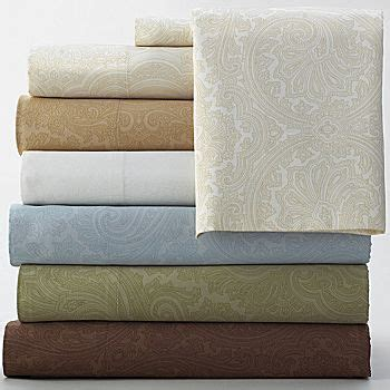 softest sheets ever 425tc american living paisley wrinkle free sheets softest