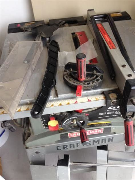 craftsman table saw 137 248481 craftsman table saw 2 7 model 137 248481 discoverstuff