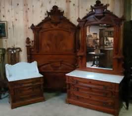 antique victorian bedroom furniture antique victorian bedroom set ebay