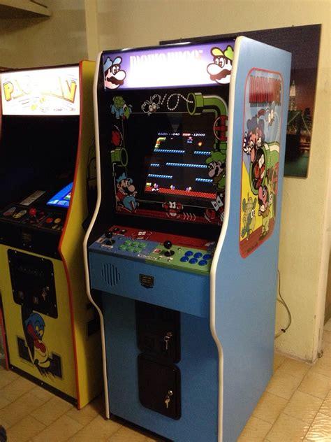 cabinato arcade compro ita cabinato 20 o 25 anche senza monitor
