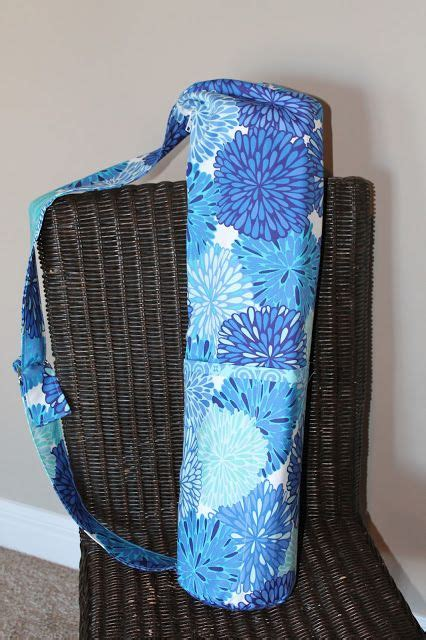 yoga bag pattern with zipper jane s girl designs yoga bag zippered with adjustable