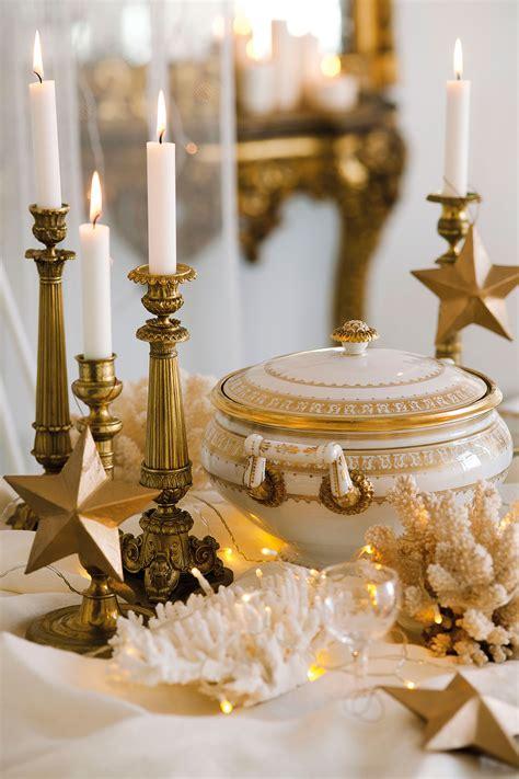 que necesito para decorar mi casa en navidad ideas para decorar de navidad tu casa en dorado y blanco