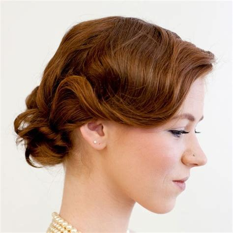 messy hair styles in 1920 the great gatsby hair how to 1920s great gatsby