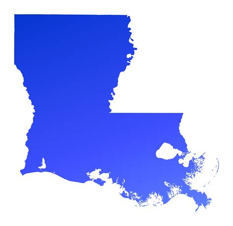 la blue what is considered in louisiana regan p l c