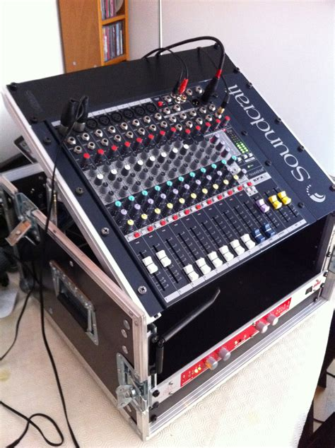 Mixer Soundcraft Efx 12 soundcraft efx8 image 609450 audiofanzine