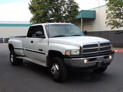 electric and cars manual 1998 dodge ram 3500 parking system 1998 dodge ram 3500 laramie slt 4x4 5 9l diesel manual 79k mile dually