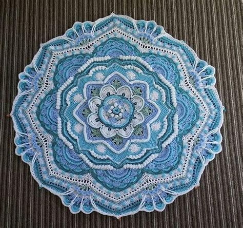 mandalas images  pinterest mandalas crochet