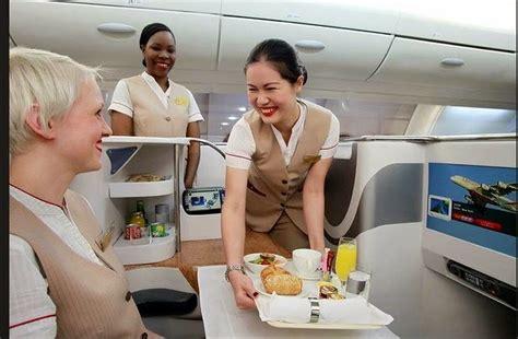 inside the emirates flight attendant world