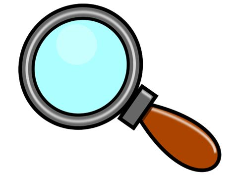 Magnifying Glass Clipart Free free to use domain magnifying glass clip