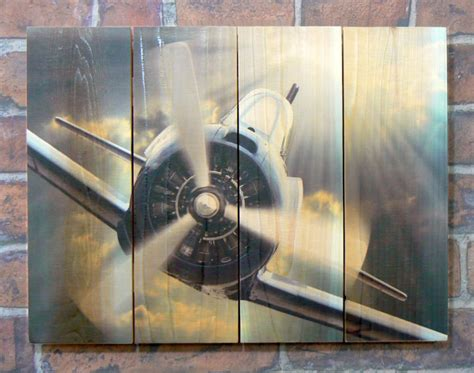 wall designs aviation wall 3 blade propeller