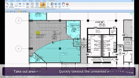 Deck Estimator Software by Flooring Takeoff Measure Estimating Software Fep Pro By