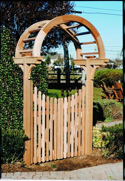 Wood Arbor For Sale Why Wood Arbor Gate Plans