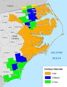 map carolina coast carolina coast map my