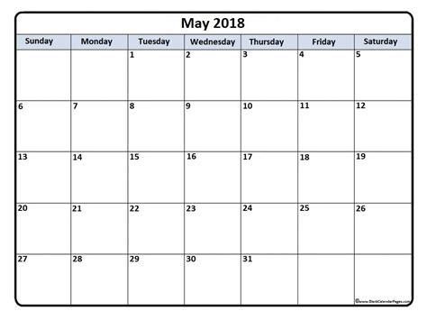 write in calendar template calendar template 2018 may 2018 calendar 50 templates of printable calendars