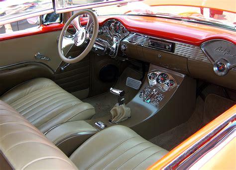 Handmade Interiors - chevy truck custom interior