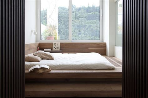 the bedroom window minimalist penthouse bedroom window glass olpos design