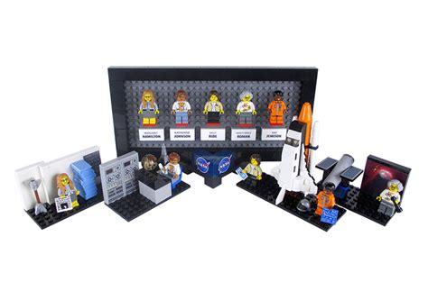 fans of lego of nasa fan made lego minifigs rocket to 10 000